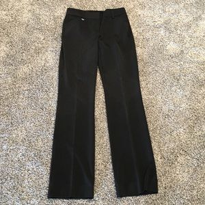 New York & Co Stretch Dress pants. Size 0 Tall